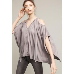 Tulay Open Shoulder Top - Anthropologie